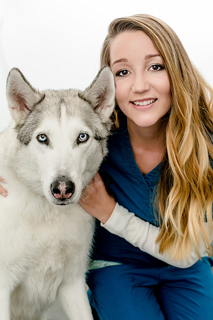 McKenzie J., Patient Care Liaison at  Western Veterinary Group full service animal hospital in Torrence, CA